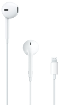 Apple's $29 EarPods with Lightning Connector ship with iPhone 11