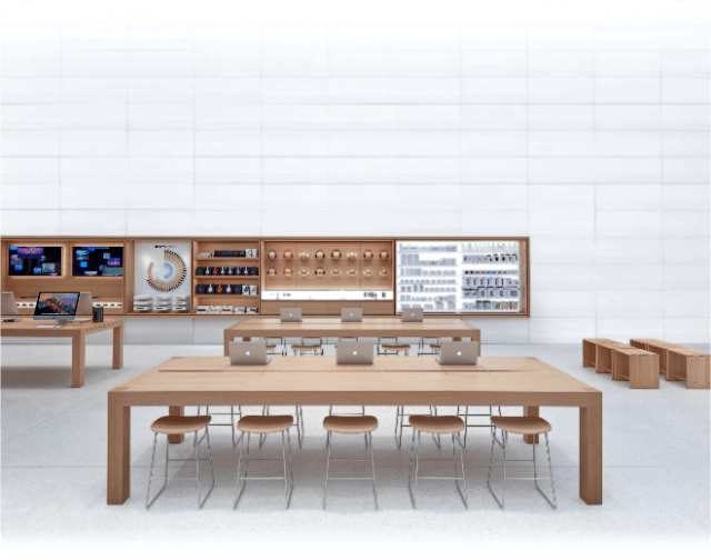 Apple Retail Stores to launch Mac trade-in program in U.S. and Canada
