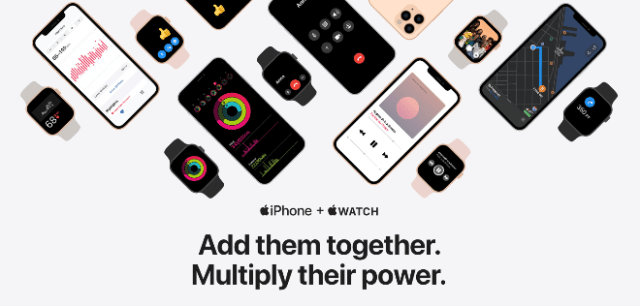 Apple launches new mini-site highlighting what iPhone and Apple Watch can do together