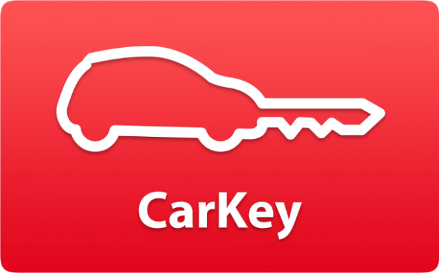 Apple CarKey