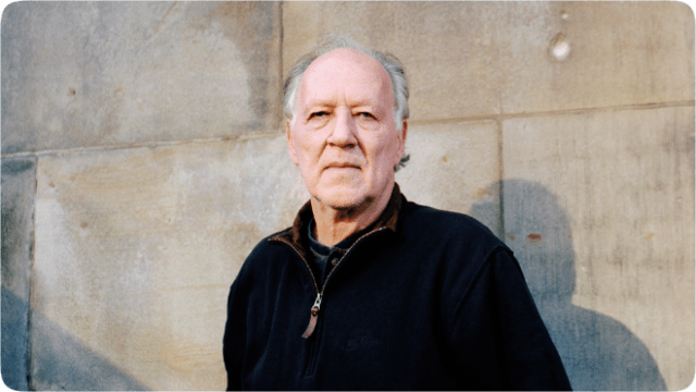 """""""Fireball"""" is directed by Werner Herzog (pictured) and Clive Oppenheimer."""