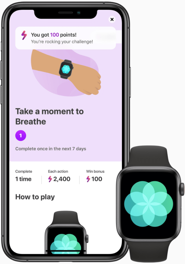 Using the Apple Watch, LumiHealth offers a holistic approach to well-being.