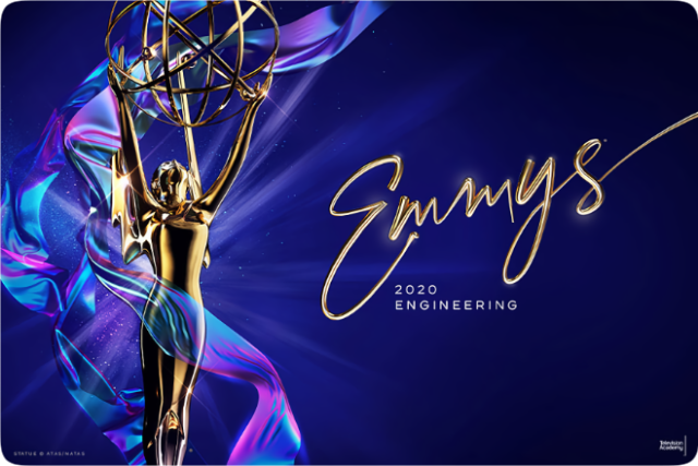 Apple is among the recipients of the 72nd Engineering Emmy Awards