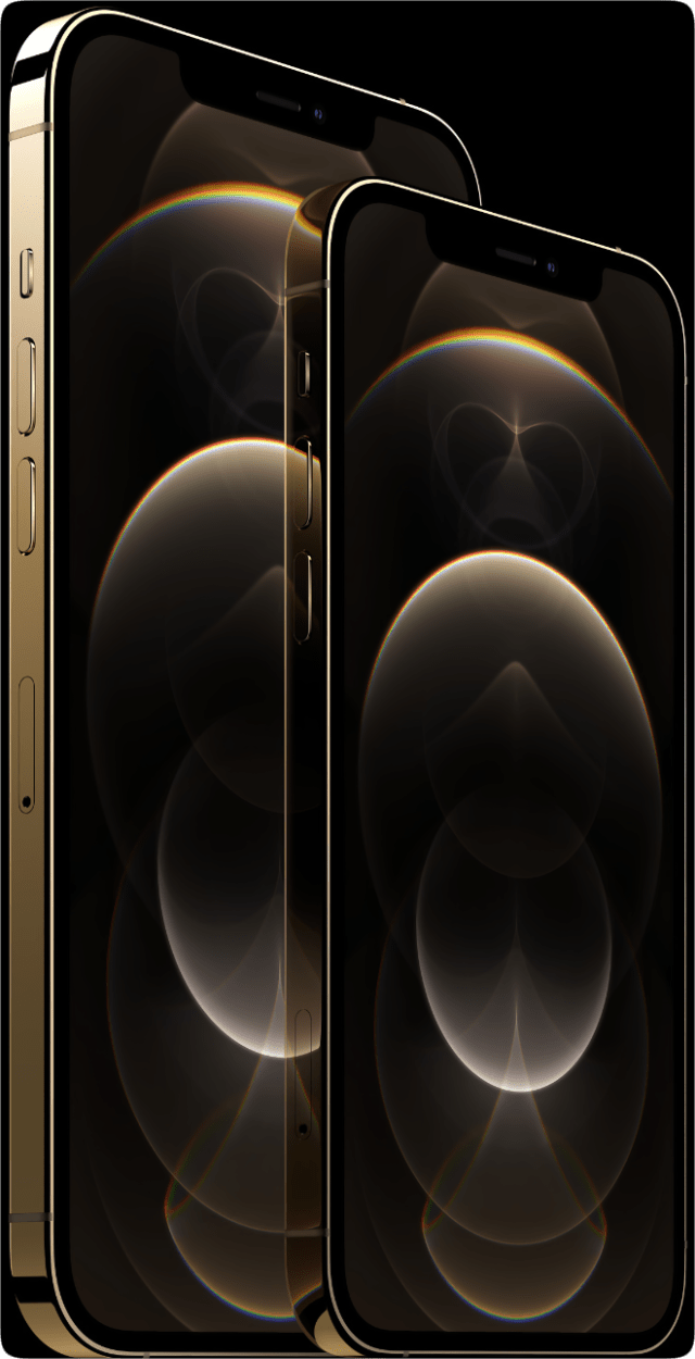 The 6.1-inch iPhone 12 Pro and 6.7-inch iPhone 12 Pro Max have the largest Super Retina XDR screens ever on the iPhone.