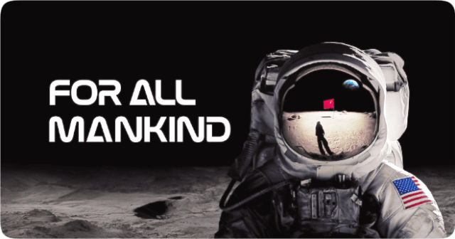 """For All Mankind"" has been renewed for a third season ahead of its second season global premiere on February 19, 2021."