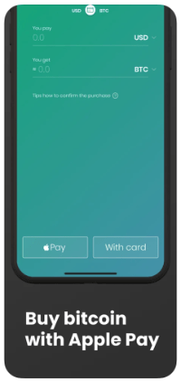 Bitcoin can now be purchased with Apple Pay via Lumi Wallet app