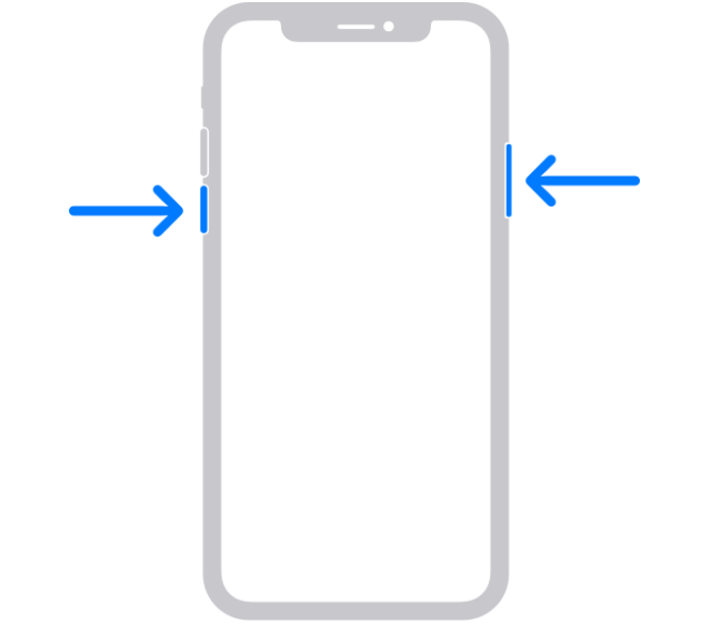 How to restart your iPhone X, XS, XR, 11, or 12