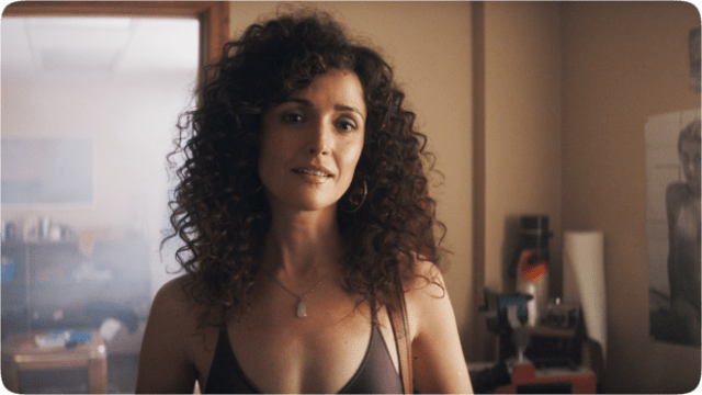 """Rose Bryne stars in """"Physical,"""" a new dramedy from creator Annie Weisman, premiering summer 2021 on Apple TV+."""