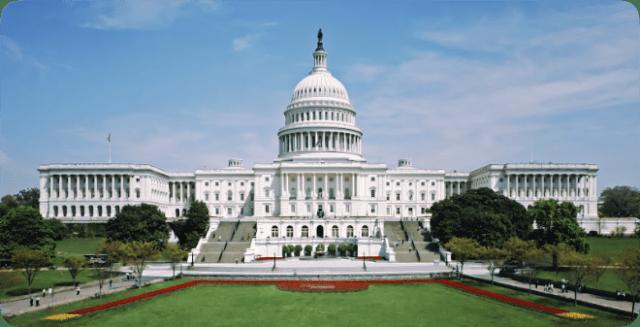 U.S. House members assail Big Tech, consider changes to antitrust law. Image: U.S. Capitol Building
