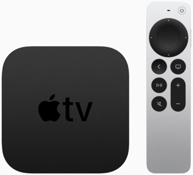 With an all-new Siri Remote, innovative color balance technology, and high frame rate HDR, the new Apple TV 4K delivers a massive upgrade to any television by leveraging a deep integration of Apple hardware, software, and services.