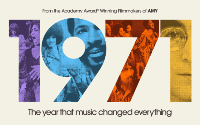 """""""1971: The Year That Music Changed Everything"""" is an eight-part docuseries premiering May 21 on Apple TV+."""