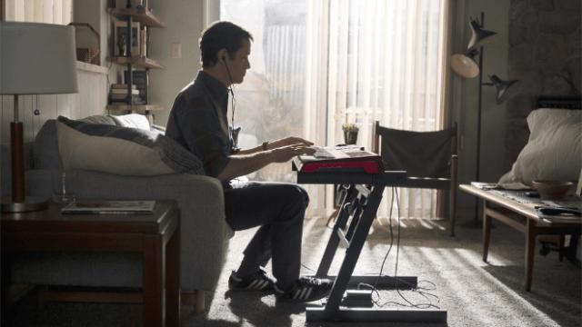 "Joseph Gordon-Levitt stars as Josh Corman, an artist at heart, in the Apple Original comedy ""Mr. Corman,"" premiering globally August 6th."