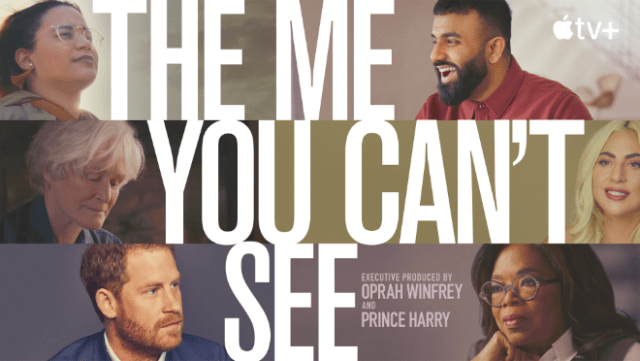 """""""The Me You Can't See,"""" a documentary series from Oprah Winfrey and Prince Harry, will feature illuminating stories on mental health and emotional well-being."""