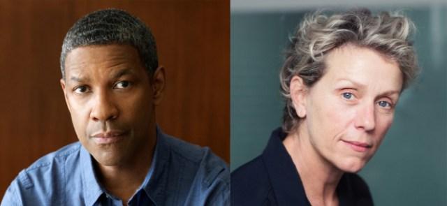 "Academy Award winners Denzel Washington and Frances McDormand star in ""The Tragedy of Macbeth,"" the latest film from Academy Award winner Joel Coen."