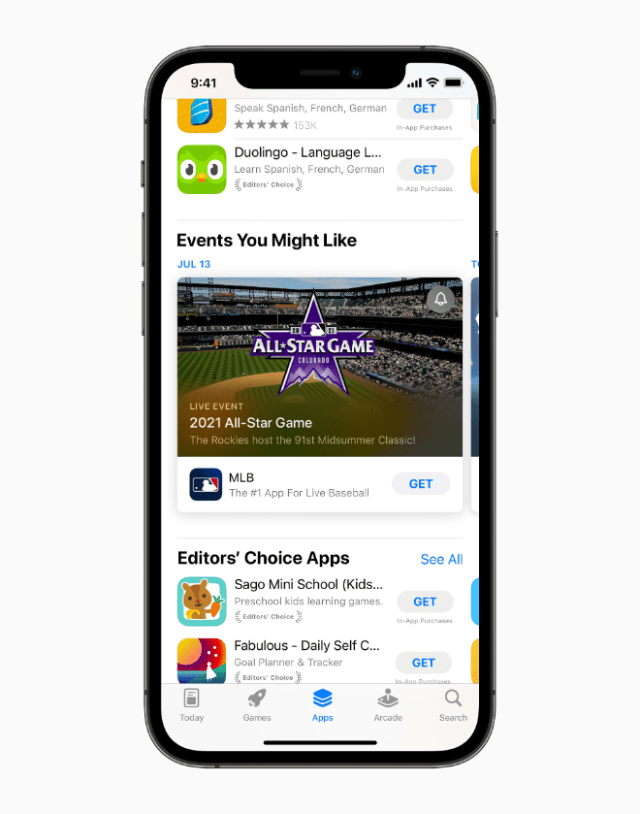 With personalized recommendations, it's easier than ever for users to discover events.