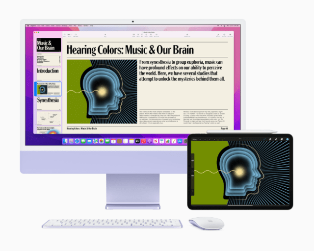 Mac users will be even more efficient with the powerful new tools in macOS Monterey.