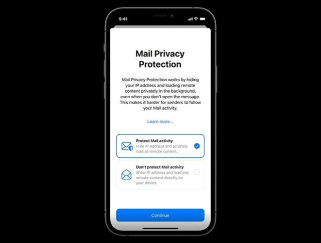 Apple kills email tracking pixels with Mail Privacy Protection