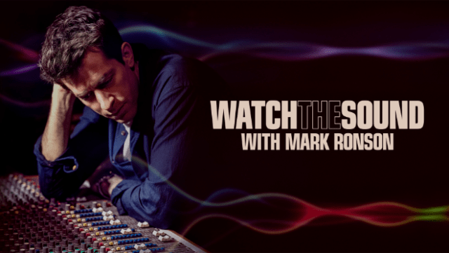 """""""Watch the Sound with Mark Ronson"""" will premiere globally on Friday, July 30, exclusively on Apple TV+."""