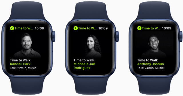 Apple Fitness+ releases new 'Time to Walk' episodes starting June 28th