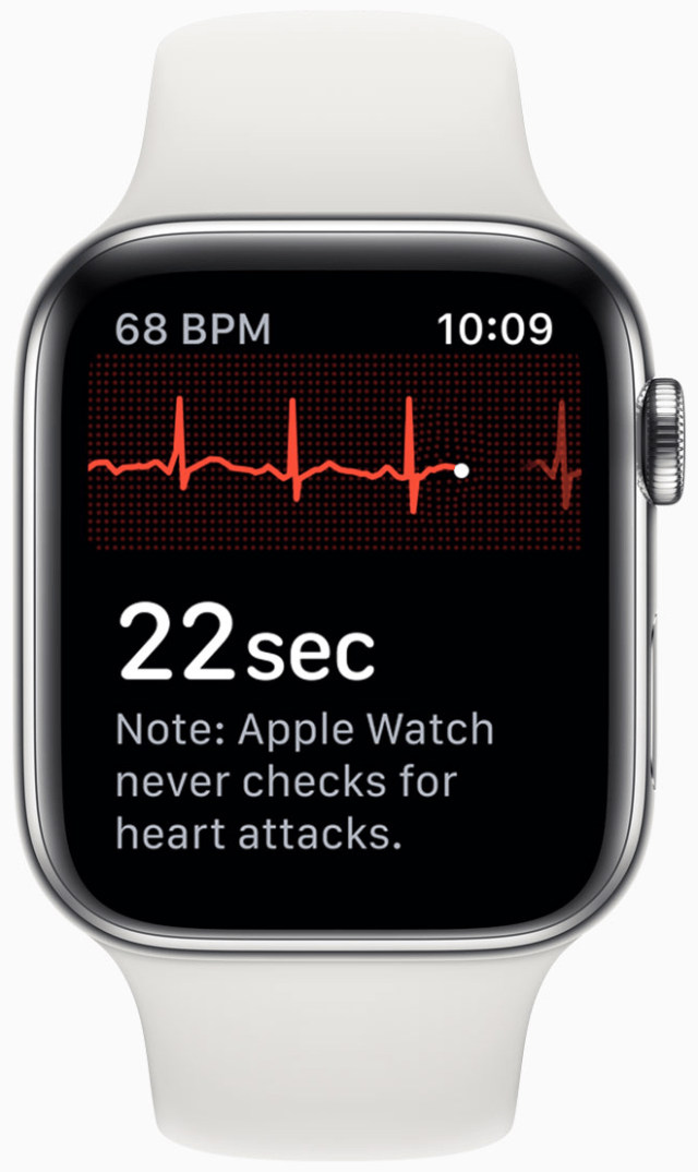 30 more countries now support Apple Watch's ECG app with watchOS 7.6