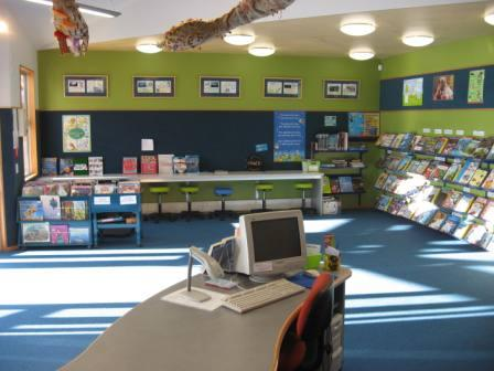 Tainui School Library