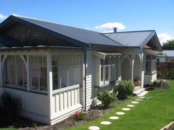 Waikouaiti Relocated House