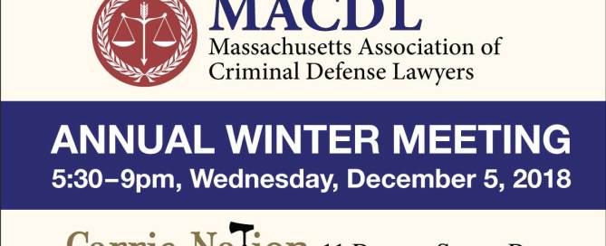 Annual Winter Meeting