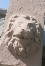 Qld Terrace Lion Head iii