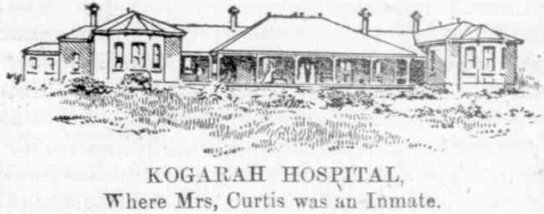 Kogarah Hospital illustration 1907