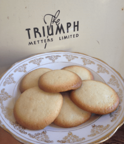 Metters Oven - Erskineville Dripping Biscuits