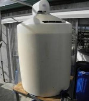 Calf milk or Colostrum tank complete with agitator unit 4
