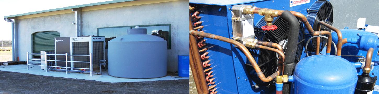 Cold Milk Farm Vat Refrigeration - OP Slider pic 2