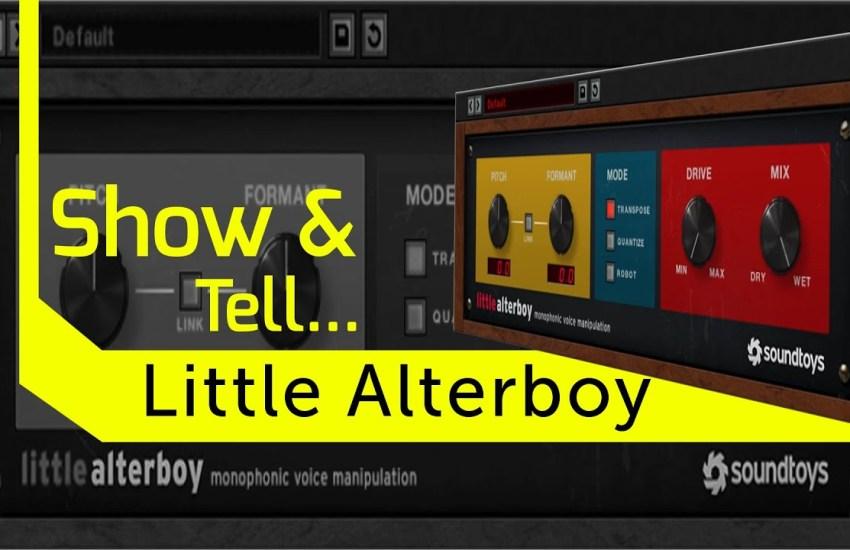 Little AlterBoy Crack