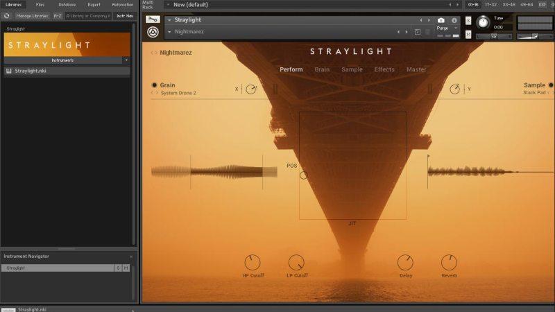Native Instruments Straylight (Kontakt) 1.5.0 Full Crack Free Here