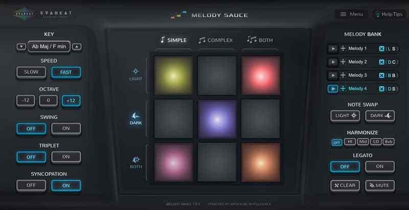 Melody Sauce Crack