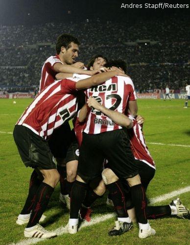 Estudiantes é finalista da Taça Libertadores da América