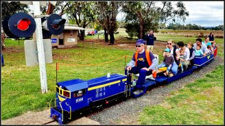 model train 4 transport fun