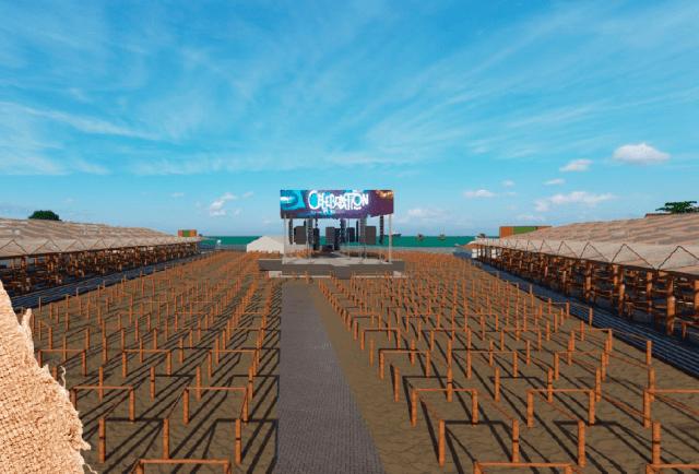 reveillon celebration 2020/2021