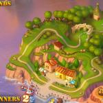 Fieldrunners 2 Map Select Screen