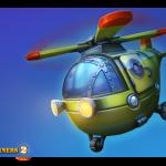 Fieldrunners 2 Heavy_Chopper