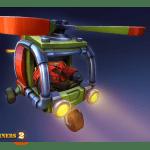 Fieldrunners 2 Light_Chopper