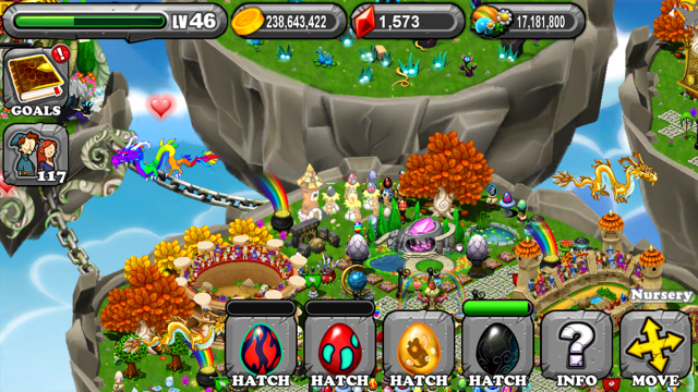 DragonVale Dungeon Dragon Egg