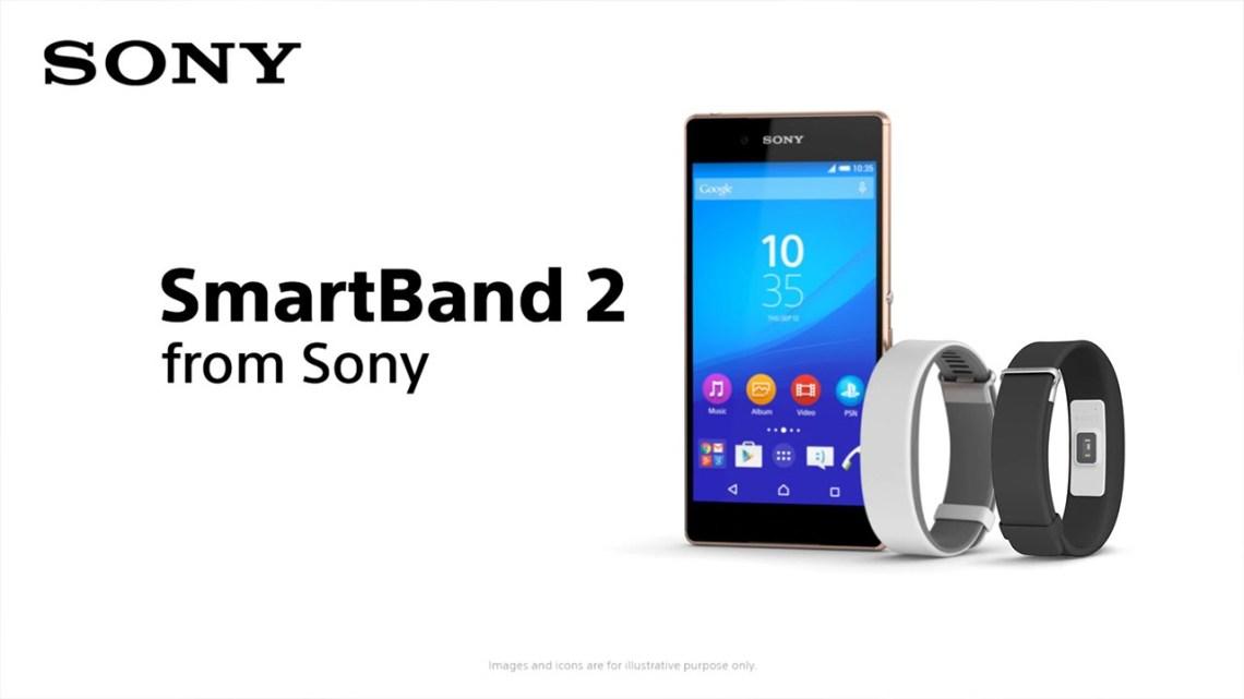 Sony Smart Band 2 プロモーションビデオ