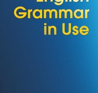 英語で英語を学ぶ English Grammar in Use
