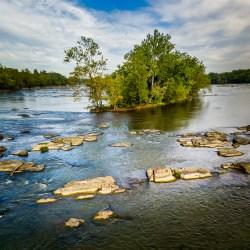 Pond Island at Seneca Breaks, Potomac River