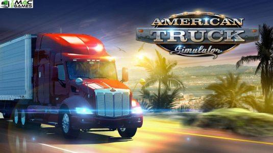 American Truck Simulator MacOSX Free Download