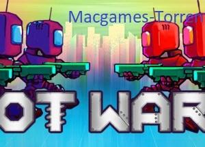 Bot Wars MAC Game [Torrent]
