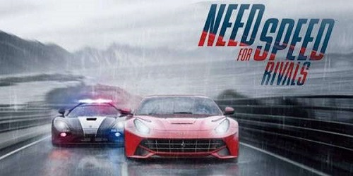 Need for Speed Rivals Mac OS X ACTiVATED