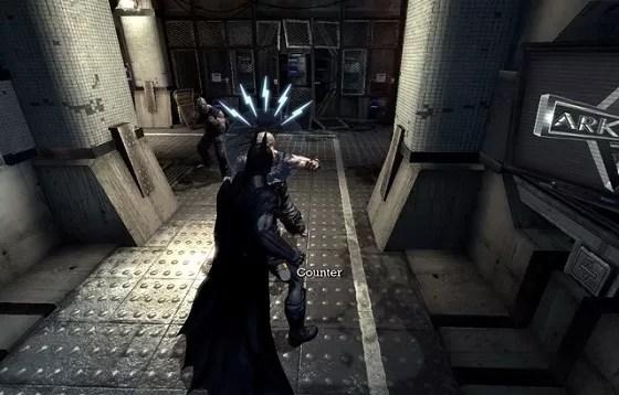 Batman Arkham Asylum Max OS X