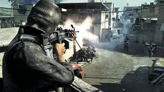 Call of Duty 4 Modern Warfare Mac OS X